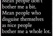 Fake people / Quotes