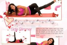 Exercise for Health / by Mia Mohammed
