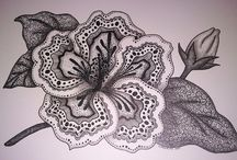 Zentangles / Dibujos