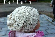 Knitting Pattern hat