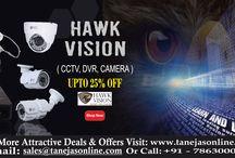 CCTV, DVR & CAMERA