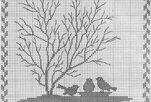Cross Stitch  MONO