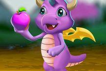 wonder dragon / https://play.google.com/store/apps/details?id=air.com.silenceworld.wonderdragons