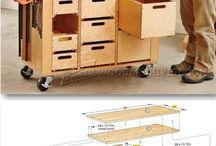 Tools storage system