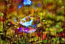 Bublinkování