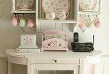 mobilă decorativă