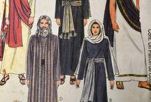 Библейские костюмы