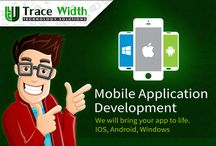 Mobile Application / Trace Width LLC is a custom software and mobile application development company with an expansive set of competencies to meet your enterprise needs.
