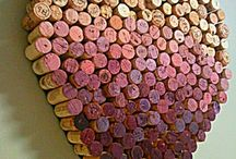 Cork decor