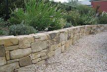 muro sassi