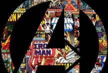Màr√El & DÇ / Marvel rocks