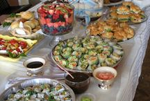 Platters and buffets