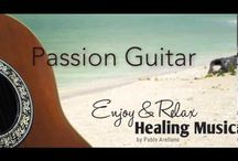 Passion for the guitar