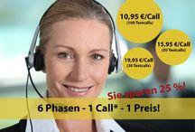 Kundenzufriedenheit mit Mystery-Calling / Mystery-Calling-Kennlern-Aktion zu sensationellen Sonderkonditionen