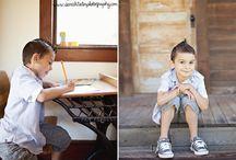Elementary School Portraits
