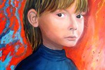 Elisa Delfino / Art gallery