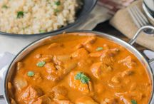 Indian Recipes / Curry