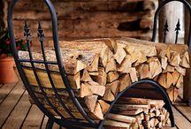 klec na dřevo