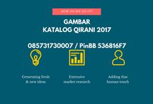 Katalog Busana Qirani 2017 / Nanda CS 1 Qirani  : SMS: 085731730007 Whatsapp: +6285731730007 BBM: 536816F7