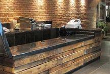 Barras de Bar / Ideas para una barra de bar para mi casa