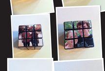 Liz rubik cube party