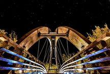 Puentes de madera. Socios AITIM