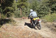 CRF250l Adventure Riding / Great pictures for Pinterest of people riding for adventure  on the CRF250L.  Packed right, this bike can be great fun for travel around the world or in your back yard.