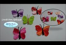 colores mariposas