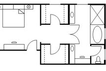 Master Suite plans and design
