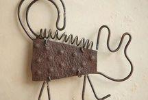 Wire work /  Jewelry