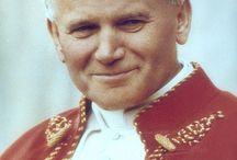 Papież Jan Paweł II ( Papa Giovanni Paolo II )
