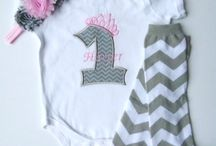 1st birthday inspiration / by Darielle Robertson