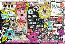 Digi Kits - Wishlist / by Jennifer Kellogg