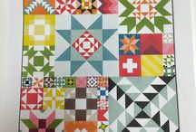Modern Building Blocks Quilts / by Lissa Alexander