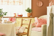 Living Room and Mudroom / by Ryann Warlick