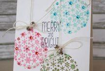 weihnachten / papier, basteln, kreativ