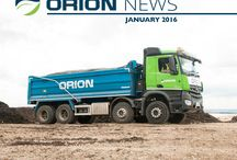 Orion Newsletter / Here's a collection of our email Newsletters. If you'd like to subscribe to receive our newsletter direct to your inbox, then subscribe here: http://eepurl.com/bztoMP