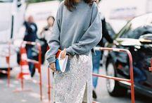 sweatshirts & skirts