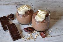 Desserts / desery