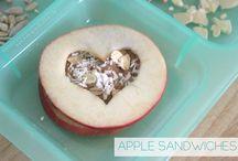 Lunch box ideas / by AJ J