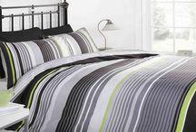 Teen Boys Bedroom Black/Grey/Lime