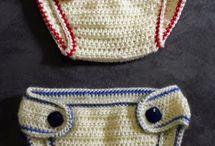 Crochet baby & kids