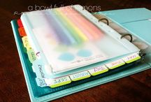 Household Planner/Binder / by Leah McAlister