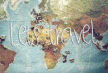 Leaving on a Jet Plane... / Places I want to go and all things Travel inspired / by Antoinette Zapata