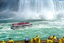 Niagara Falls, Ontario Canada / The beauty and splendor of all things Niagara Falls  #Niagara #NiagaraFalls #Ontario #Canada #TravelTrade #FamTours
