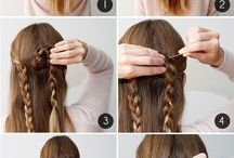 Cute hair designs / Cute hair designs