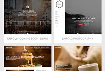 WordPress themes and template / www.creailweb.it