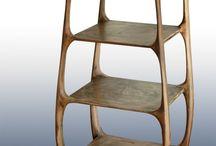 objecten / meubelachtige structuren