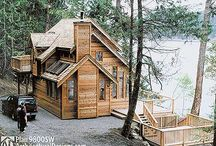 Cabins for a View / by Amy Hawkins