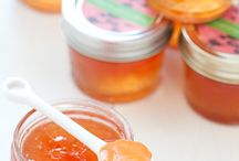 Jams and Jellies / Jam, Jelly and canning recipes